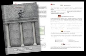 Folder para escritório de advocacia de Caxias do Sul - RS