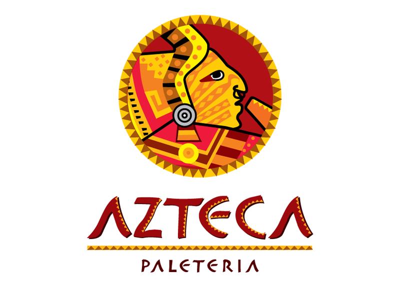 logotipo azteca