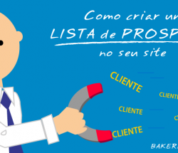 Prospecção de clientes: como criar uma lista de prospect usando seu site e uma apresentação em PDF