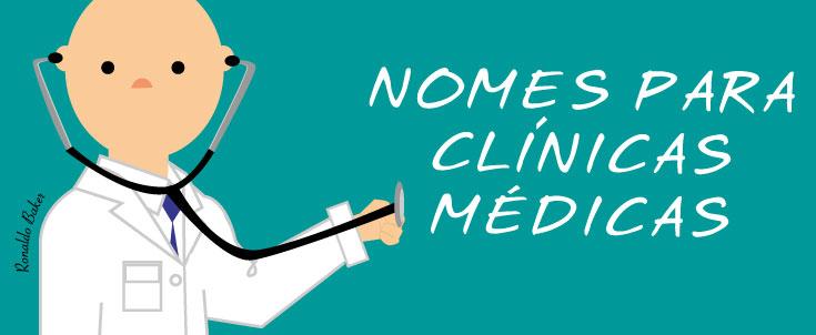 Nomes para clínica médica: como criar um nome forte e original para sua clínica