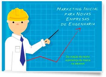 Logotipo e Marketing para Empresa de Engenharia