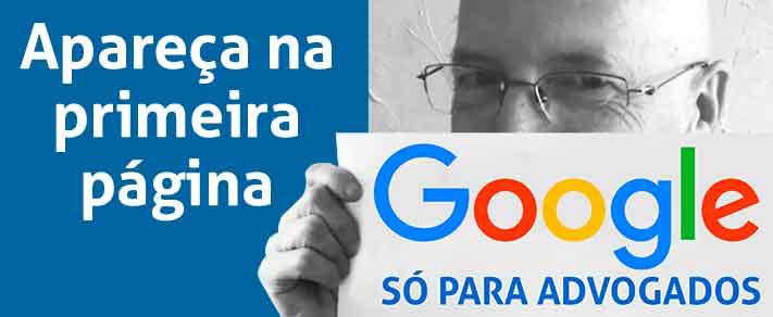 Escritório de Advocacia na primeira página do Google