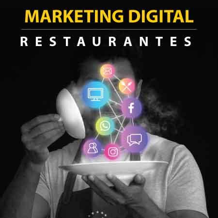 Marketing Digital Restaurantes - Saiba como fazer você mesmo seu marketing Digital
